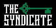 The Syndicate Logo-2 White